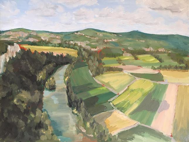 Vallée du Lot (46)