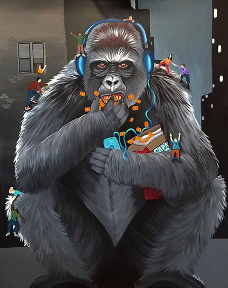 21st Century Kong