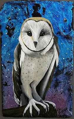 **** SOLD **** Barn Owl
