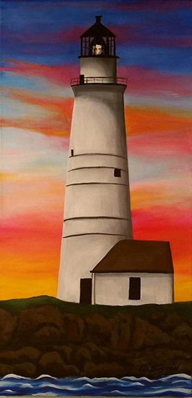 **** SOLD **** Boston Light