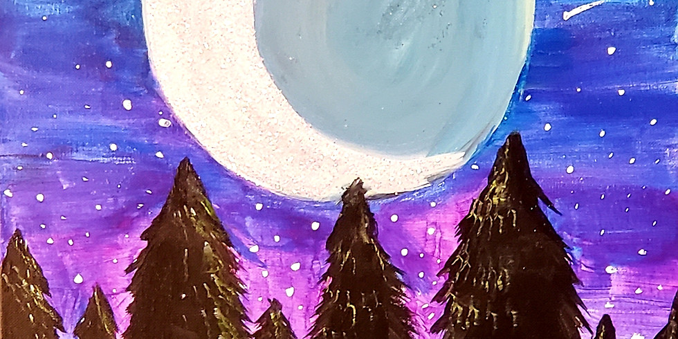 Paint, Wine, and Psychic Reading
