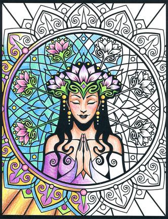 Serenity Mandala