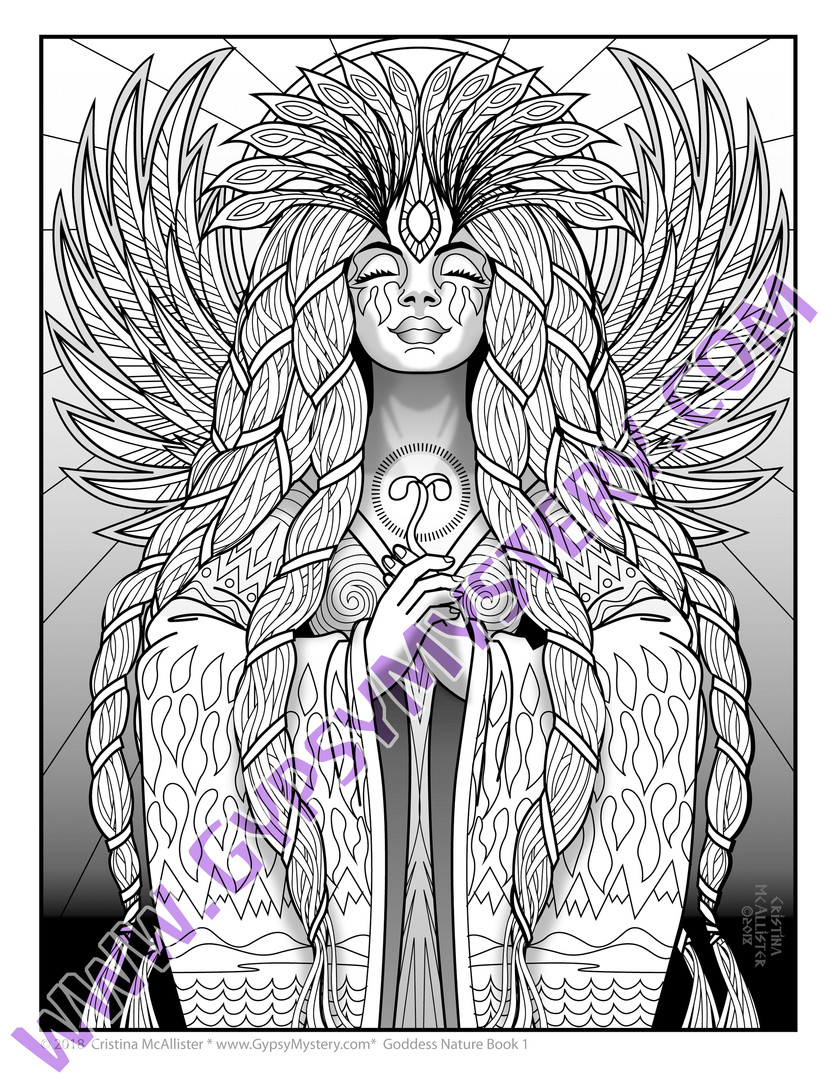 from Goddess Nature Book 1