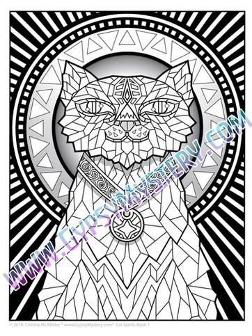 Cat Spirits Book 1