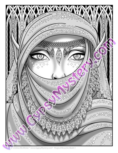 from Magical Beauties Book 3
