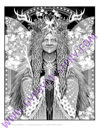 Elder Forest Spirit