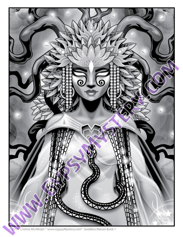 Gaia Vitalia (detail)