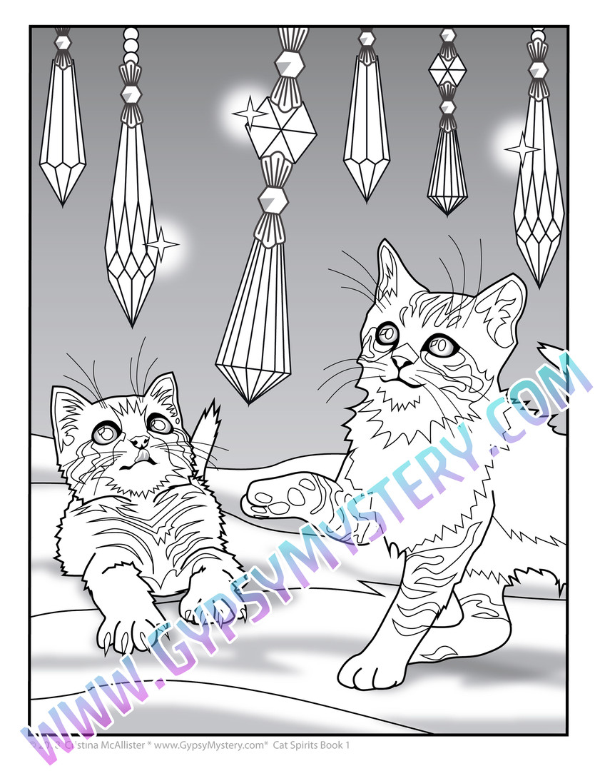 from Cat Spirits Book 1