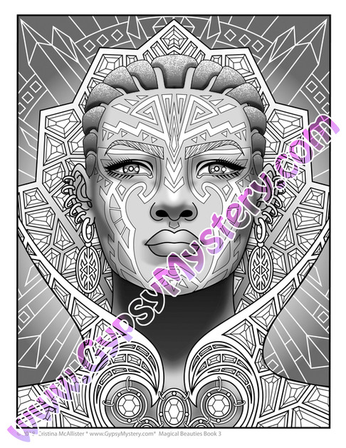Crystal Enchantress