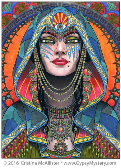 Gypsy Mystic