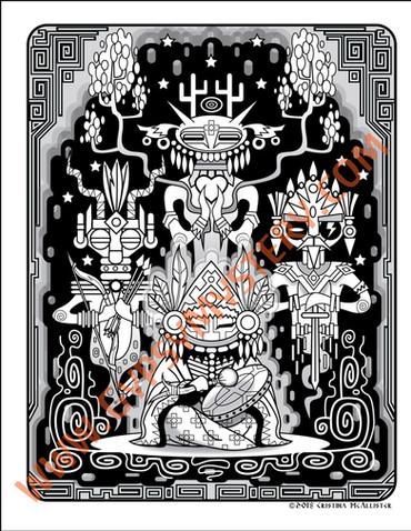 Ancestors & Guardians