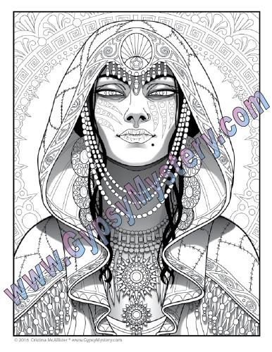 The Gypsy Mystic