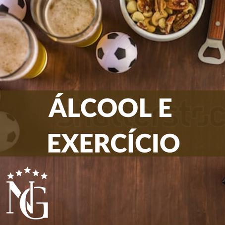 Álcool e atividade física