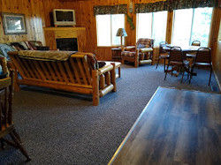 Walleye Retreat new carpet and vinal