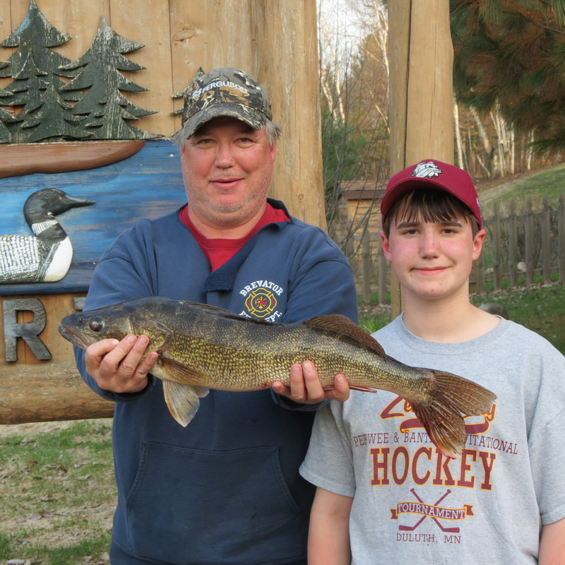 dixon lake walleye fishing