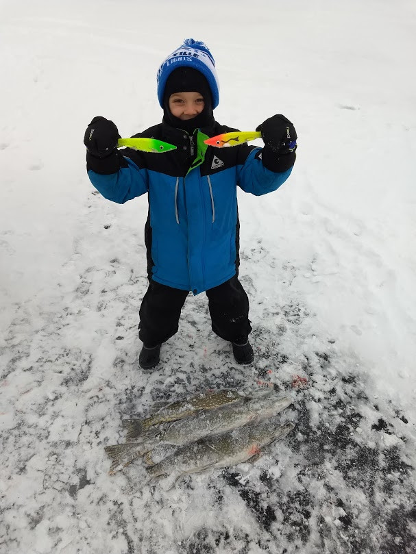 1st time Spearing