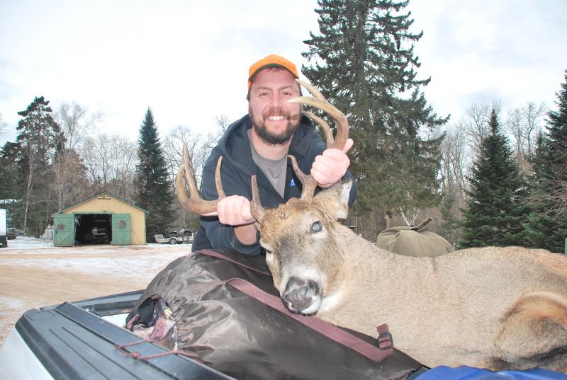Our Big Buck Winner 2019