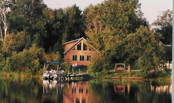 cabin-full-lake-view