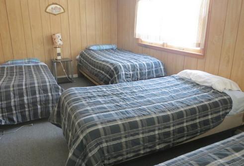 3 bedroom summer retreat.