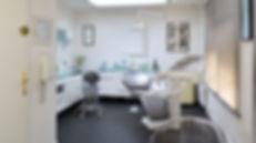Fauteuil n°1 du Dr Goldenberg Lecomte Dentiste à Nogent-sur-M
