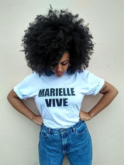 CAMISETA MARIELLE VIVE