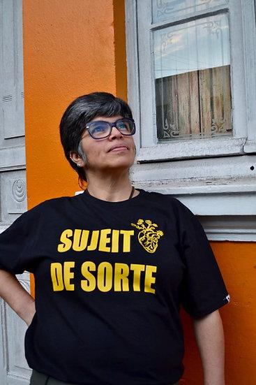 CAMISETA SUJEITO DE SORTE