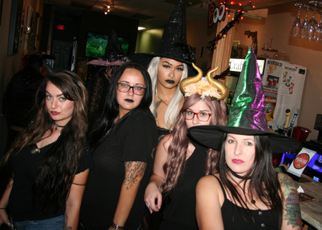 Witches Walk 2019