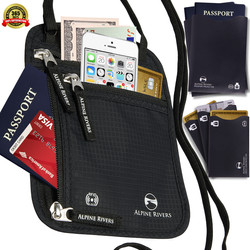 Premium Quality Neck Wallet