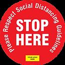 Covid19-Circle-Social-Distancing-Sticker