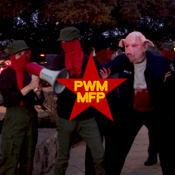 USA – PWM-MFP successful cultural performance during protest against police!