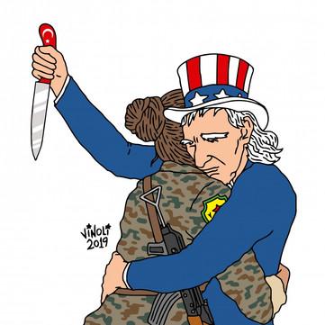Turkey - War on the back of the Syrian & Kurdish people