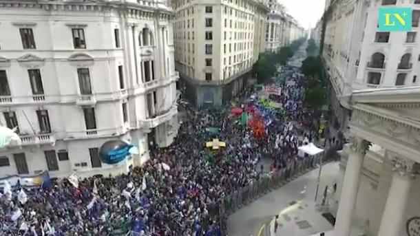 Masses marching 4