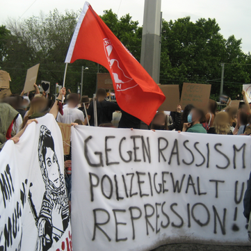 """AUSTRIA - """"BLM"""" protests with great impact on the masses!"""