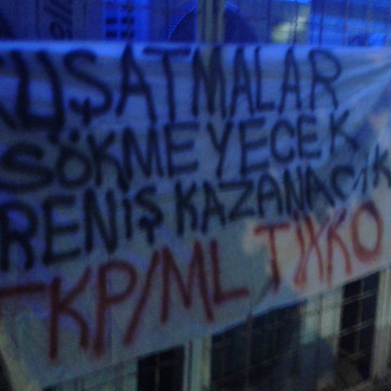 TURKEY - Militant Actions in Istanbul