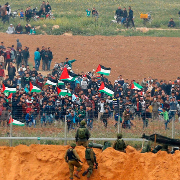PALESTINE – Condemn the annexation, support the resistance!