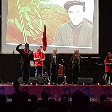 GERMANY - Celebration of the 70th year of birth of Ibrahim Kaypakkaya