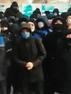 KAZAKHSTAN - RAILWAY STRIKE