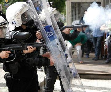 Turkey - Struggle on the 1st of May 2020