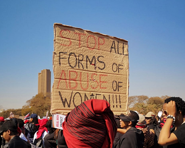 south africa protest 4