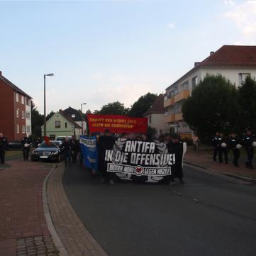 GERMANY – Renewed Antifascist Protests