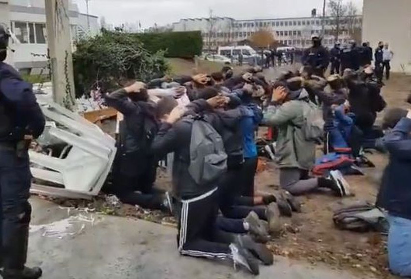 Students Strike
