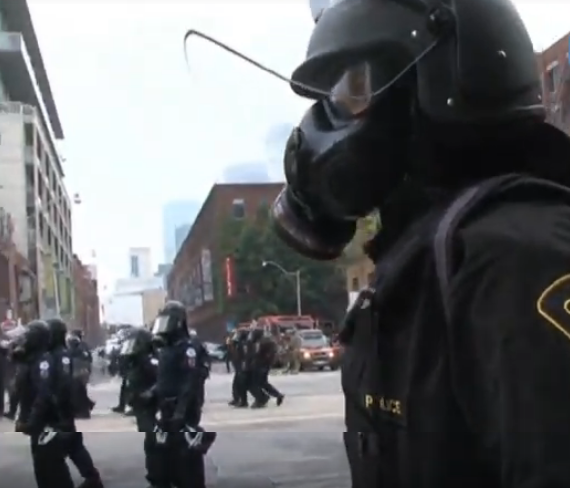 police in equipment
