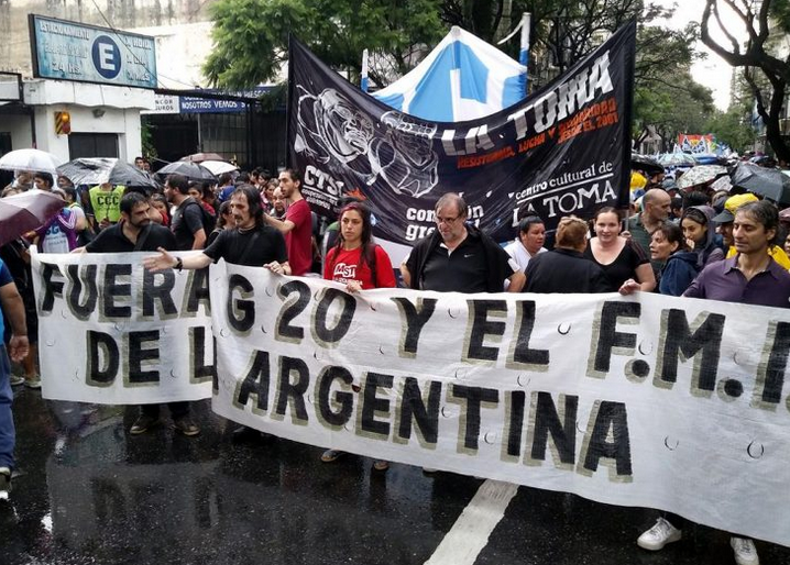 Out G20 and IMF
