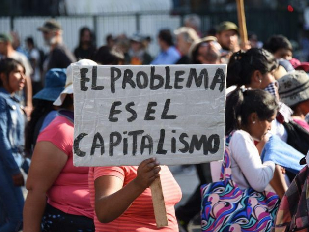 capitalism is the problem