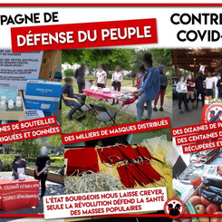 FRANCE - More actions to defend the health of the people!