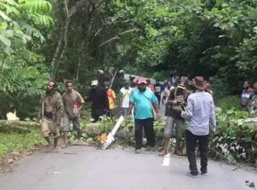 closur westpapua