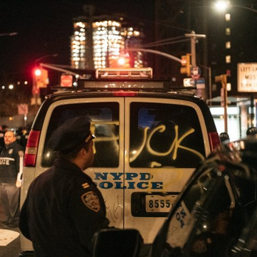 USA - Anti-Police Protesters Shut Down Harlem Subway and Streets, Nearly 60 Arrested