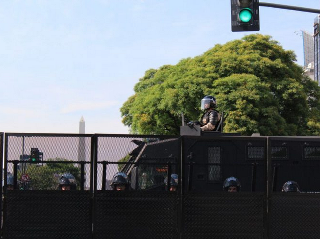 fence and repression