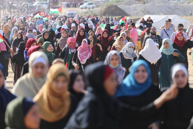 Women March of Return