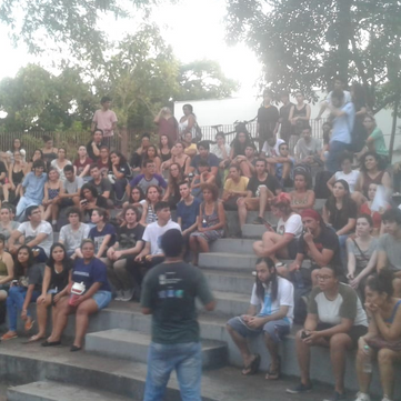 BRAZIL - Anti-Fascist Protest against Bolsonaro